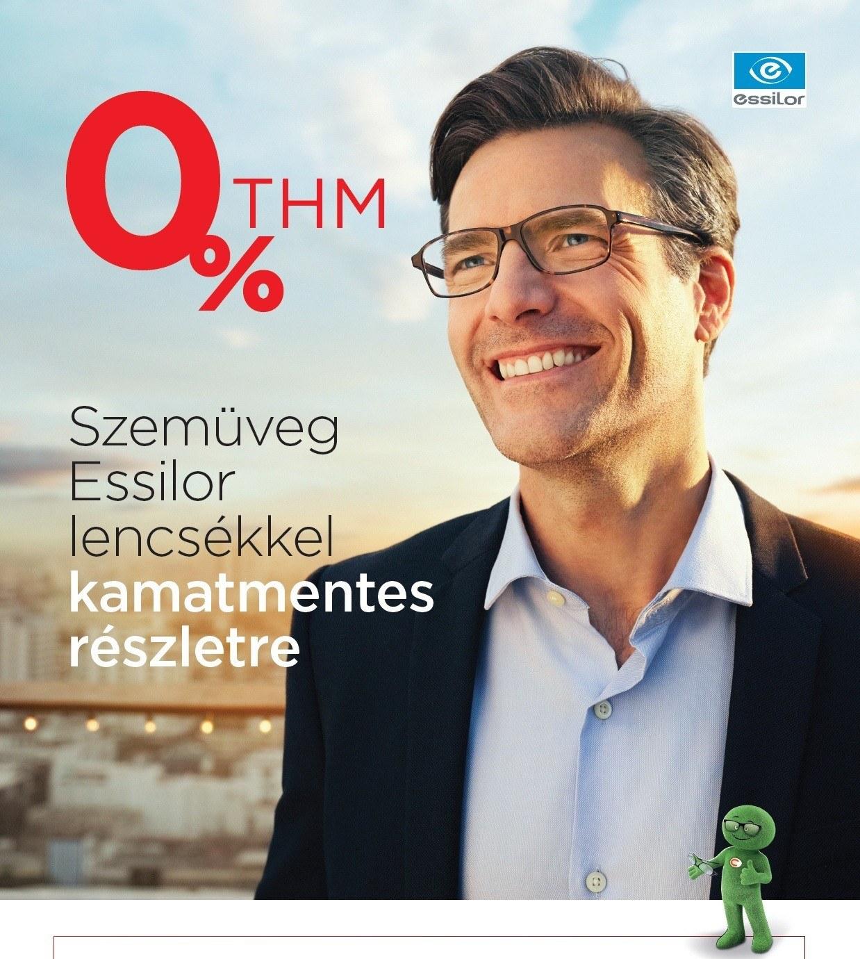 0 százalékos szemüveghitel 6-10 hónapos futamidőre - Style Optika Budapest