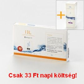 IBL SMART kontaktlencse akció, most ajándék folyadékkal már 33 Ft napi költséggel!