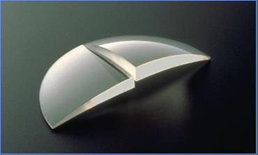 vékonyított szemüveglencse - plusz dioptria