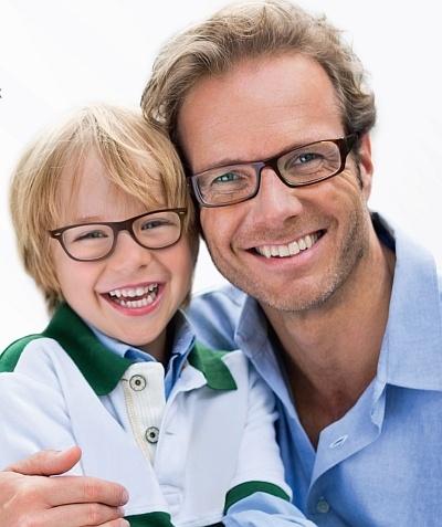 Védje a saját és gyermeke szemét is Crizal Prevencia kékfény elleni réteggel!