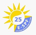 E-SPF = Szem Napvédő faktor