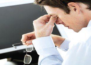 A hosszú távú monitor használat fárasztja a szemet, mert annak állandóan alkalmazkodnia kell