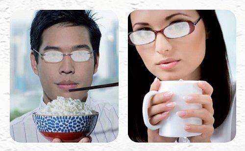 OPTIFOG páramentes szemüveglencse: beltérben
