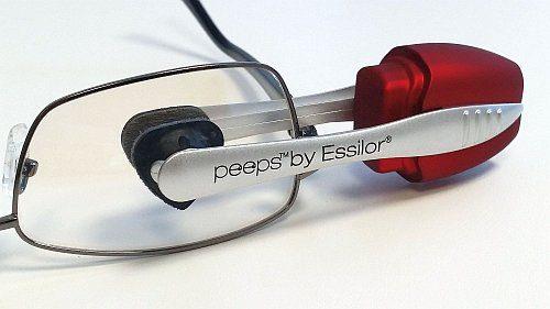 Peeps professzionális szemüveglencse tisztító Crizal Prevencia szemüveg, Varilux multifokális szemüveglencse, progresszív szemüveglencse, Varilux szemüveglencse