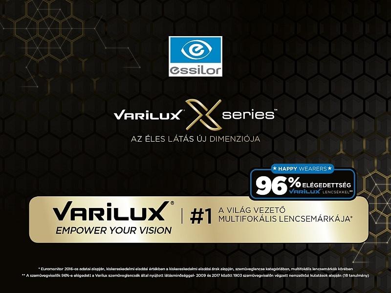 Varilux - a világ vezető multifokális szemüveglencséje